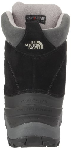 The North Face Men's Chilkat II Insulated Boot,Black/Griffin Grey,11 M US