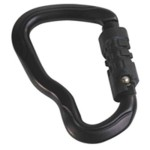 Yates Gear Kong Tactical 3 Stage Carabiner Black