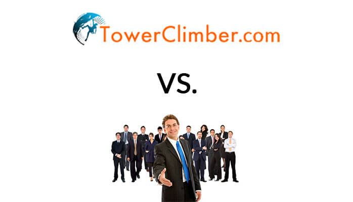 towerclimber vs recruiter